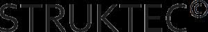 Struktec logo black